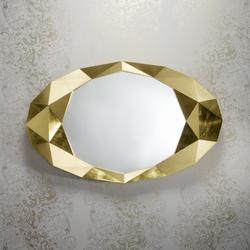 Precious gold | Mirrors | Deknudt Mirrors