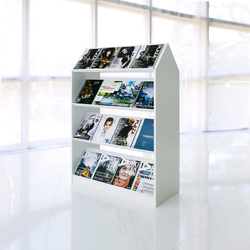 Block storage unit | Brochure / Magazine display stands | Horreds