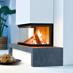 Forma T95 | Wood | Wood fireplaces | MCZ