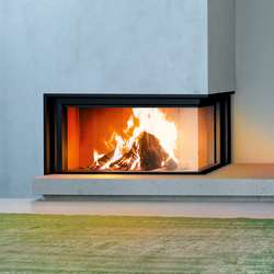 Forma 95 | Wood | Wood fireplaces | MCZ