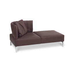 Calypso Chaiselongue | Chaise Longues | Jori