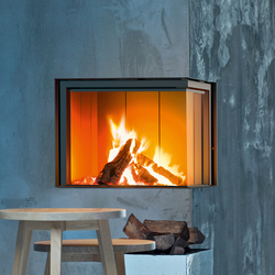Forma 75 | Wood | Closed fireplaces | MCZ