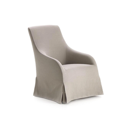 Agathos | Lounge chairs | Maxalto