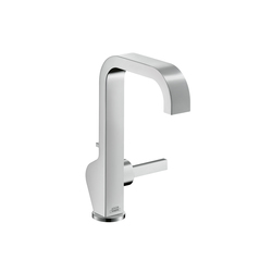 AXOR Citterio Single Lever Basin Mixer with high spout DN15 | Wash basin taps | AXOR