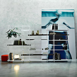 Plain | Shelving systems | LEMA