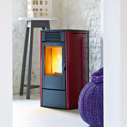 Face | Pellet | Pellet burning stoves | MCZ