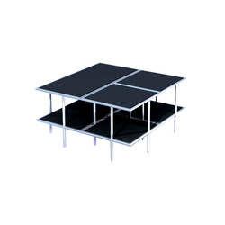 UFO 94 | Lounge tables | D-TEC