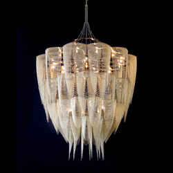 Protea - 1000 - suspended | Lichtobjekte | Willowlamp
