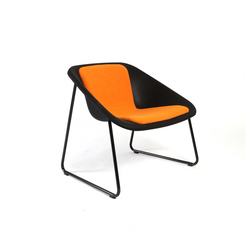 Kola Lounge upholstered | Poltrone lounge | Inno
