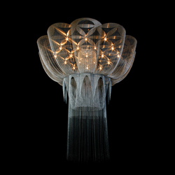 Flower of Life - 2700 - suspended - custom | Lighting objects | Willowlamp