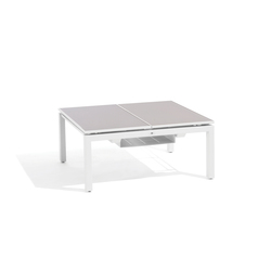 Trento tip up for 2 | Coffee tables | Manutti