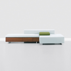 Podest | Upholstered benches | Zeitraum