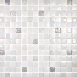 Textures Ice | Glass mosaics | Hisbalit