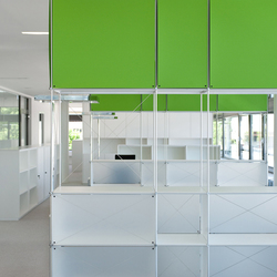 constructiv CLIC Office | Space dividers | Burkhardt Leitner