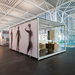constructiv PILA Office | Exhibition systems | Burkhardt Leitner