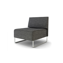 Urban 835 MOD | Lounge chairs | Capdell