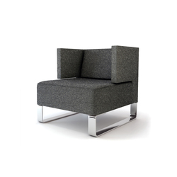 Urban 837 | Lounge chairs | Capdell