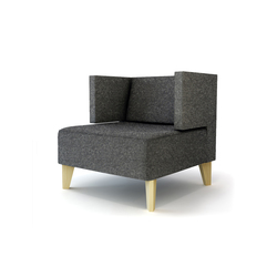 Urban 836 | Lounge chairs | Capdell