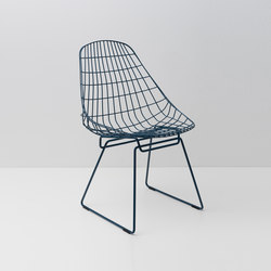 Wire chair SM05 | Restaurant chairs | Pastoe