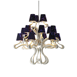 Ode 1647 Lustre | Ceiling suspended chandeliers | Christine Kröncke