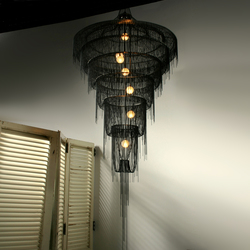 Droplet - 1000 | Suspended lights | Willowlamp