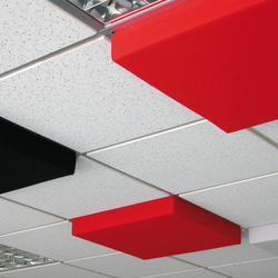 Abso Ceiling pads | Ceiling systems | Texaa®