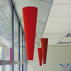 Abso cones | Suspended panels | Texaa®