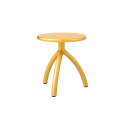 Stool gold | Taburetes | Functionals