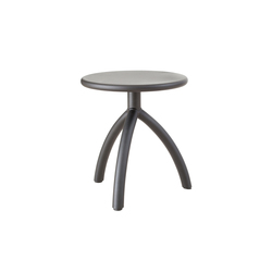 Stool black | Hocker | Functionals
