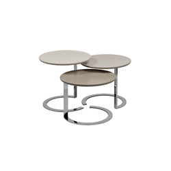 Trio Sidetable | Side tables | Christine Kröncke