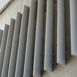 Double-sided Stereo acoustic panels | Wall panels | Texaa®