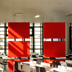 Stereo screens | Space dividers | Texaa®