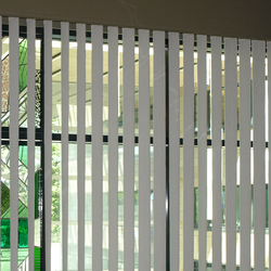 Vibrasto vertical blinds | Vertical blinds | Texaa®