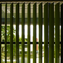 Vibrasto vertical blinds | Cortinas verticales | Texaa®