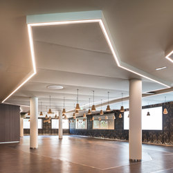 Vibrasto, acoustic material | Acoustic ceiling systems | Texaa®
