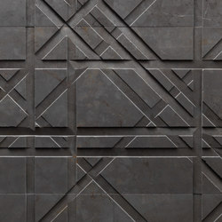 Nuance | Tartan | Natural stone panels | Lithos Design