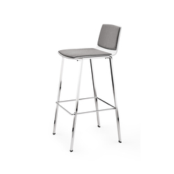PUBLICA Bar stool | Sgabelli bar | König+Neurath