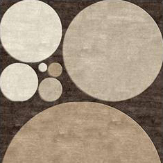 Circle 7 | Tapis / Tapis design | Chevalier édition