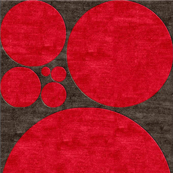 Circle 7 | Rugs | Chevalier édition