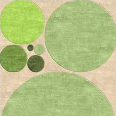 Circle 7 | Rugs / Designer rugs | Chevalier édition