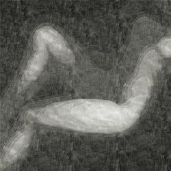 Confluence - Dégradé de greiges | Rugs / Designer rugs | Chevalier édition