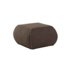 Pouff Dinghy | Night stands | Bolzan Letti