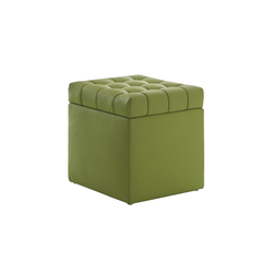 Pouff Poissy | Night stands | Bolzan Letti