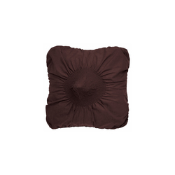 Anemone cushion cioccolato | Cushions | Poemo Design