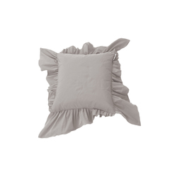 Brigitte cushion argilla | Kissen | Poemo Design