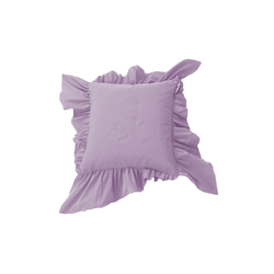 Brigitte cushion lavanda | Cushions | Poemo Design