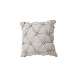 Capitonne' cushion argilla | Cushions | Poemo Design