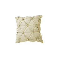 Capitonne' cushion perla | Cushions | Poemo Design