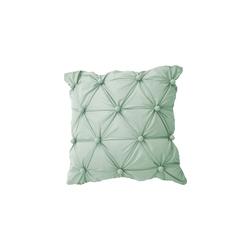 Capitonne' cushion salvia | Cushions | Poemo Design