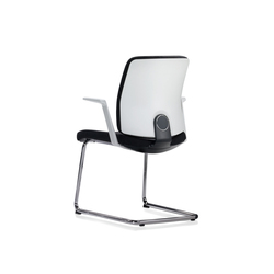 LAMIGA Cantilever chair | Visitors chairs / Side chairs | König+Neurath
